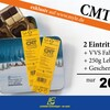CMT Ticket-Geschenkbox zum Sonderpreis