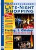Late-Night Shopping in Bernhausen