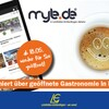Gesamtstädtisches Gastronomieverzeichnis online auf myLE