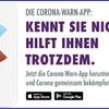 Corona-Warn-App ist online