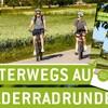 NEU: Flyer mit Routen für Radler erschienen (Filderradrouten)