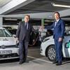 Neuer e-Carsharing-Anbieter deer am Flughafen Stuttgart