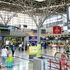 Terminal 1 am Flughafen wieder in Betrieb