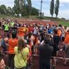 Weltrekord geht nach LE: 1.023 Gesichter für die Menschlichkeit