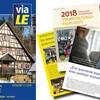 Neue viaLE Edition 1/2018 online auf myle.de