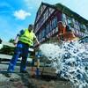 Wasserleitungsnetz in LE überprüft - überwiegend in gutem Zustand