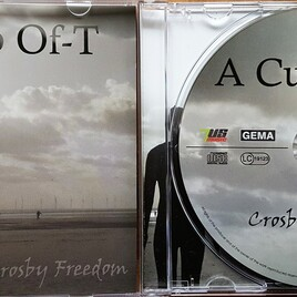 A Cup Of-T – Crosby Freedom - Melodien von der Insel (CD 2017)