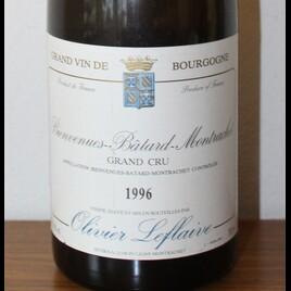 96 Bienvenues-Batard-Montrachet Grand Cru Olivier Leflaive