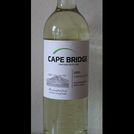 2020 Chenin Blanc Breedekloof WO CAPE BRIDGE Südafrika
