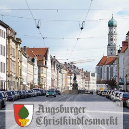 Tagesfahrt: Augsburger Christkindlesmarkt 13.12.17