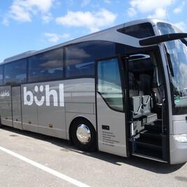 Reisebus inkl. Fahrer für jeden Anlass mieten