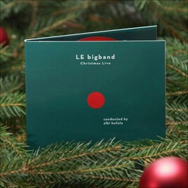 "LE bigband ""Christmas Live"" (CD)"