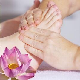 Padabyanga - Ayurvedische Fußmassage - 60 Minuten