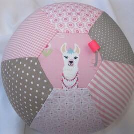 Indoor-Ball | Luftballonbezug Lama