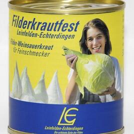 Weinsauerkraut für Feinschmecker (300g-Dose) | Sauerkraut