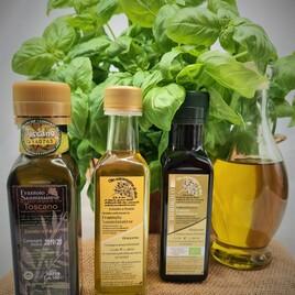 Olivenöl Extra Vergine Toskana