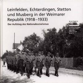 Leinfelden, Echterdingen, Stetten und Musberg in der Weimarer Republik