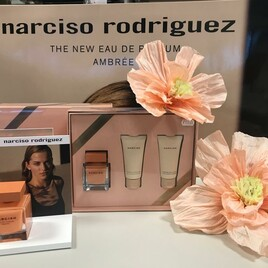 Valentine-Special: Narciso Rodriguez NARCISO Poudrée Set: EdP + Bodylotion + Duschgel