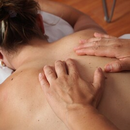 Ayurveda-Massage - Abhyanga Ölmassage für die FRAU - 60 Minuten