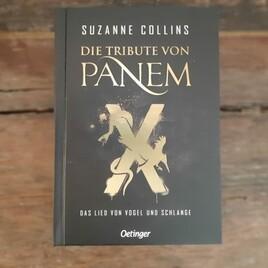 """Neuerscheinung: Band 4 der Panem-Reihe """"Die Tribute von Panem x"""""""