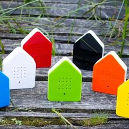 Die Zwitscherbox, der Waldspaziergang für Zuhause oder im Büro