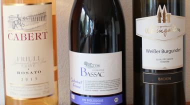 Weinprobe und Sonder AKTION bis  18.11.17