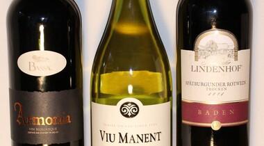 Einladung zur Weinprobe und AKTION bis 7.10.17
