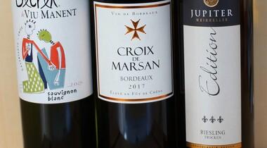 Einladung zur Weinprobe - AKTION  -. Bordeaux, Chile, Württemberg