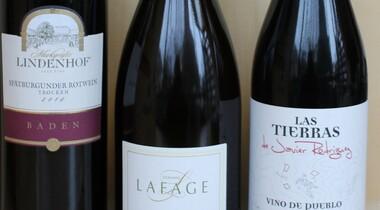 Einladung zur Weinprobe Spanien - Frankreich - Baden