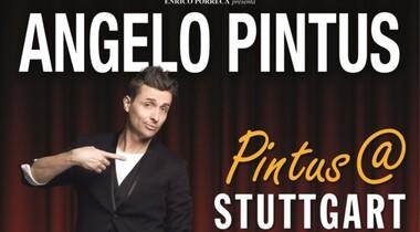 Comedy: Angelo Pintus @Stuttgart
