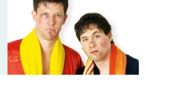 "Harry & Jakob: ""Siegertypen"" – Comedy in Reimen"