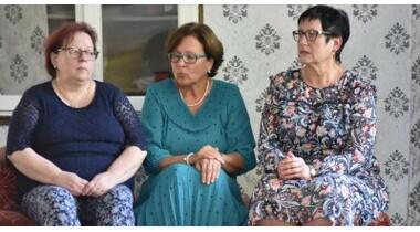 Schwäbisches Mundarttheater: Die Haseldorf Sisters