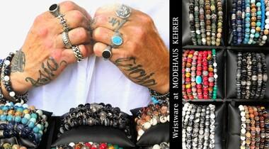 Bracelets for Men – neu eingetroffen – holt sie Euch !