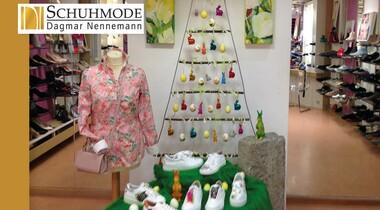 Echterdinger Easter Parade: neue Modelle bei Schuhmode Nennemann