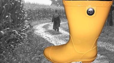 Graue, nasse Tage? Egal! Gummistiefel von UGG setzen Highlights auf den Fildern