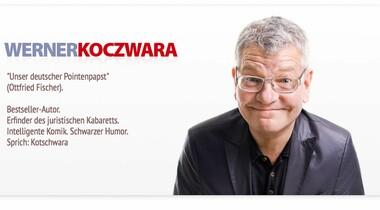 9. Comedy Event des TVE mit Werner Koczwara