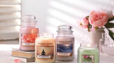 Yankee-Candle - hochwertige Duftkerzen bei Tee & Bohne