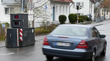 Mehr Sicherheit: Stadt LE testet Blitzer-Anlage