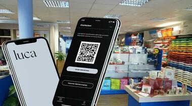 LUCA APP als digitale und analoge Kontaktverfolgung