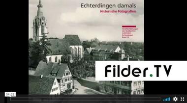 Buchtipp: Echterdingen damals - Historische Fotografien (Buchbesprechung)
