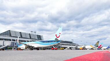 Pandemie-Jahr beschert Flughafen Stuttgart historisches Minus