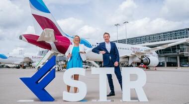 Flughafen Stuttgart auf über 25.000 Reisende pro Tag vorbereitet