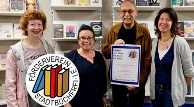 Aktion: Kaufen Sie Ihrer Stadtbücherei LE ein Buch
