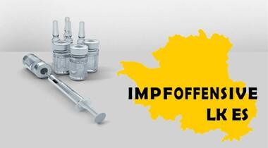 Impfoffensive im Landkreis Esslingen . Impfen ohne Termin . KIZ . Messe Stuttgart