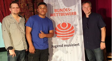 1. Preis beim Bundeswettbewerb Jugend musiziert - wir gratulieren!