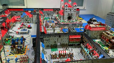 Lego-Ausstellung im Hohenzollerischen Landesmuseum Hechingen