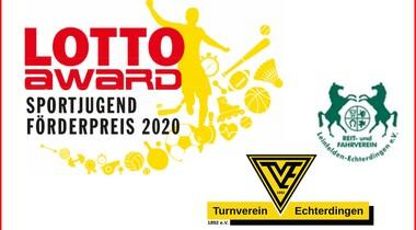 Lotto Sportjugend-Förderpreis für zwei Vereine aus LE