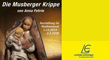 Die Musberger Krippe von Anna Fehrle