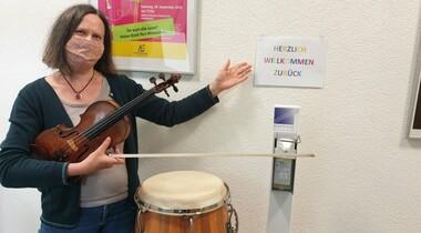 Musikschule LE öffnet teilweise