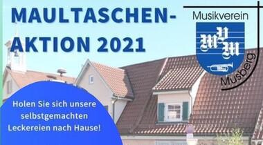 Maultaschen to-go vom Musikverein Musberg - Vorbestellung zwingend